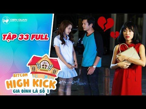 Hài sitcom Gia đình là số 1 sitcom tập 33 full: Diệu Nhi đau khổ khi thấy Quang Tuấn, Sam tình tứ
