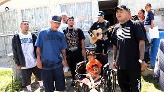 """Download Lagu Santa Grifa cumple sueño de niño """"Conocerlos"""" Mp3"""
