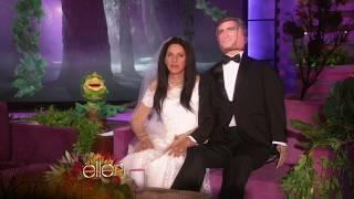 Ellen's Backstage Scares