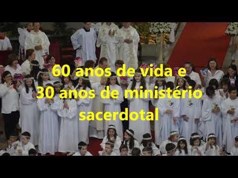 Convite para Missa dia 13 de Novembro