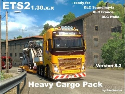 63 Heavy Cargo Pack v8.3
