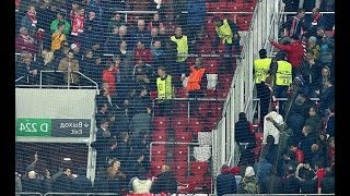Video Spartak Moscow crowd trouble vs Liverpool sees UEFA probe MP3, 3GP, MP4, WEBM, AVI, FLV Oktober 2017