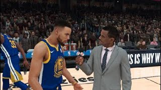 NBA 2K18 KD steals the show