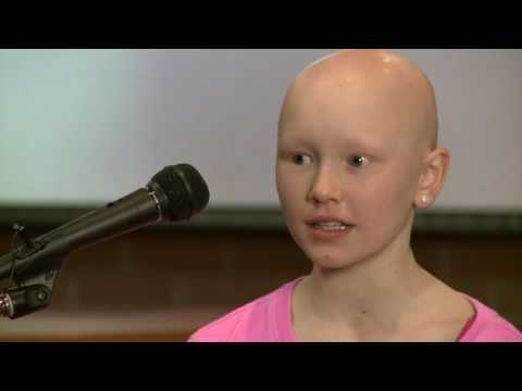CANAAF Kids Speak Out - Living With Alopecia (видео)