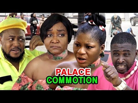 Palace Commotion Season 1&2 - NEW MOVIE '' Destiny Etiko & Ebele Okaro 2020 Latest Nigerian Movie