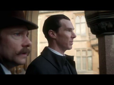 Sherlock SP (Featurette 'The enduring appeal of Sherlock Holmes')