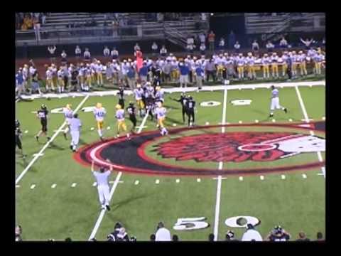 Tyler Kroft High School Highlights video.
