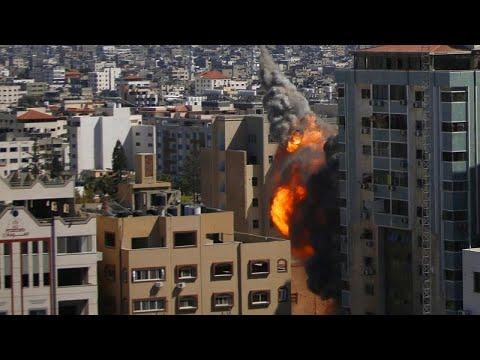 Depuis son hotel de luxe au Qatar, le chef du Hamas fustige Israël