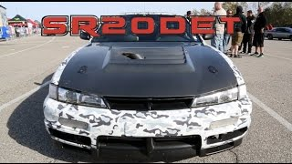 NASTY 1000HP SR20 S14 Rowing Gears into the 8's! - IDS Suspension by  That Racing Channel