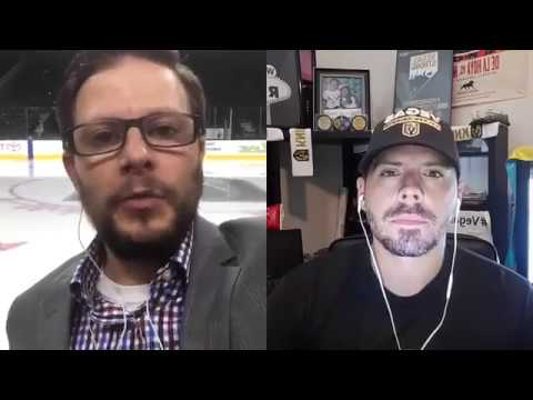 Golden Knights win game 3! Sports Adrenaline LV post game wrap up