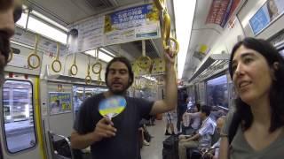 Día 303: Tokyo bajo el tifon