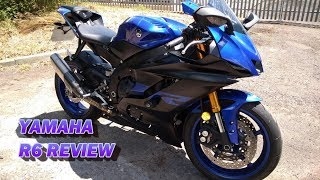 5. ★ 2019 YAMAHA R6 REVIEW ★