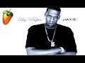 Jay-Z - Big Pimpin' (Instrumental Remake)