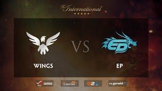 EP vs Wings, game 3