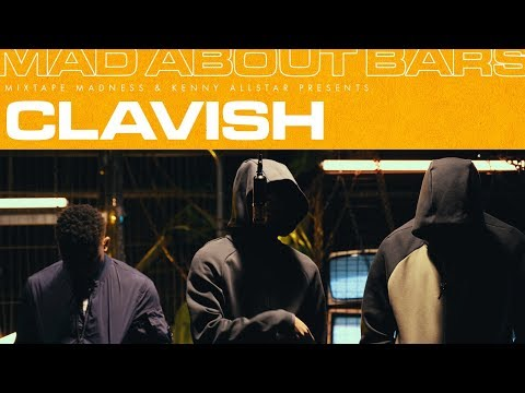 Clavish – Mad About Bars w/ Kenny Allstar [S4.E11] | @MixtapeMadness