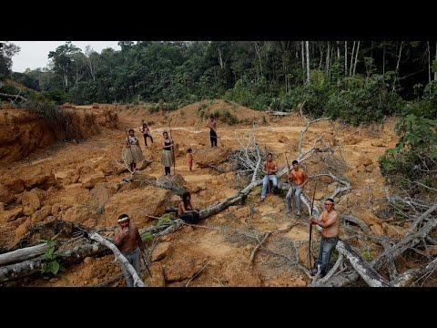 Φωτιές στον Αμαζόνιο:Με μπλόκο στη συμφωνία Ε.Ε.-Mercosur απειλεί το Παρίσι…