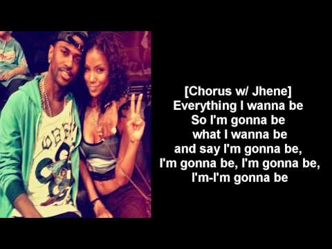 Big Sean Ft. Jhene Aiko - I'm Gonna Be (Lyrics)