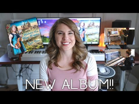 My New Album of Disney Cover Songs is Now Available! - Taylor Davis