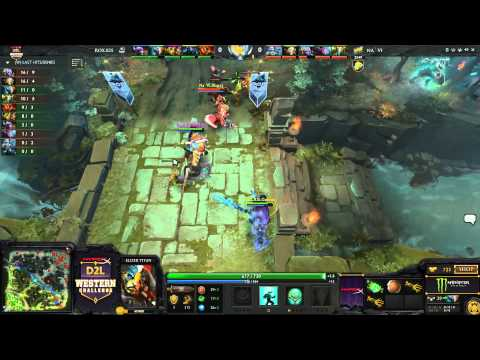 western - You're watching Game 2 between RoX.KIS and Na'Vi from the D2L Western Challenge (www.D2L.gg) You can watch the entire match between RoX.KIS and Na'Vi via VOD...
