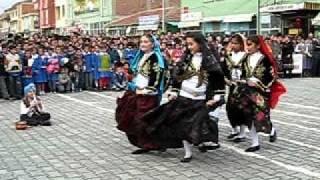 eskil ilköğretim okulu hint dansı gösterisi
