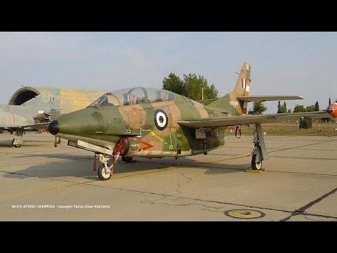 Ελλάδα: Πτώση εκπαιδευτικού αεροσκάφους στην Καλαμάτα – Σώοι οι χειριστές του…