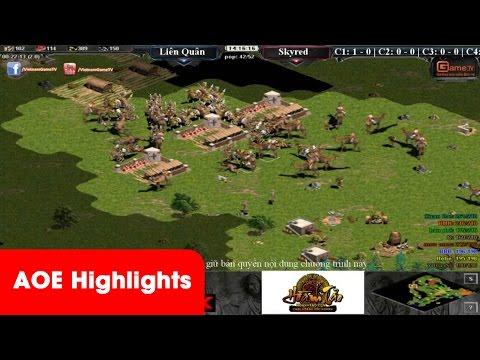 AOE HighLights - Trận đấu cầm Palmyran mẫu mực của Hoàng Mai Nhi