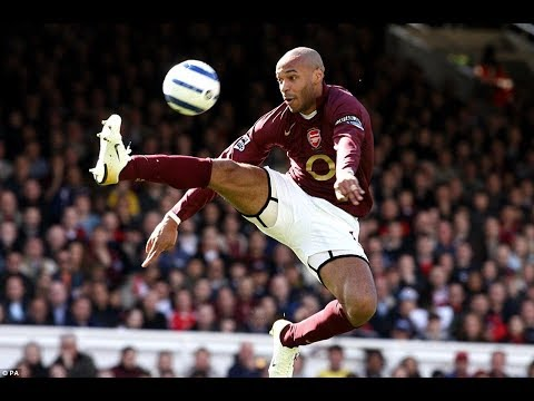 Thierry Henry  ● Best Skills Ever ● Pure Elegance  || HD