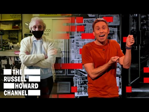 Don't Mess With this Old Lady | The Russell Howard Hour