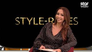STYLE RULES επεισόδιο 4/12/2018
