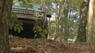 2010 Land Rover LR4 - Drive Time Review