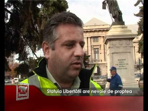 Statuia Libertăţii are nevoie de proptea