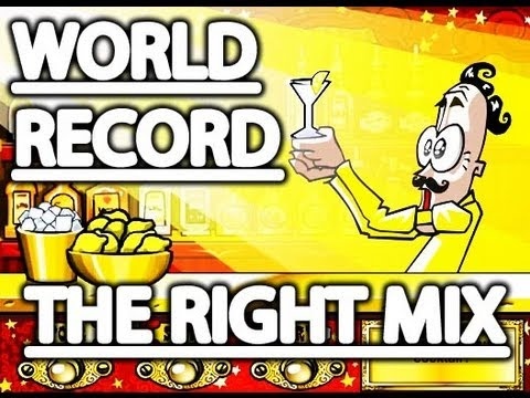 Bartender Game - World Record - The Right Mix - Ultimate High Score - 10105 Points - Full 1080p HD