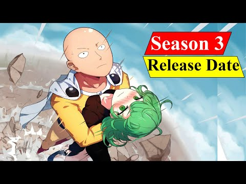One Punch Man Season 3 Expected Release Date And Updates [2020]