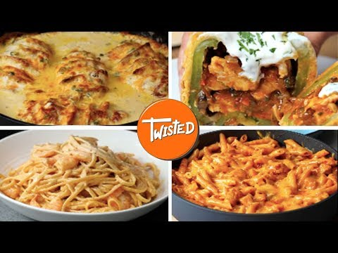 9 Easy Meals Anyone Can Make  | Easy Dinners For Busy Parents | Twisted