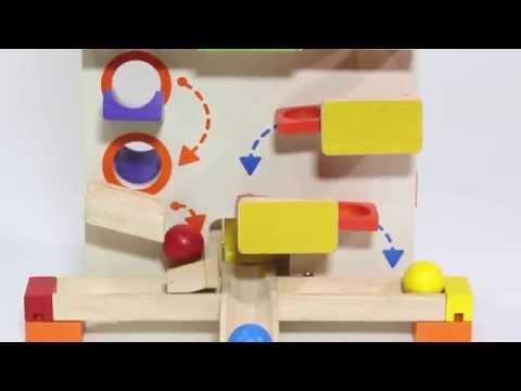 Comment construire une ferme en bois jouet la r ponse - Comment fabriquer un coffre a jouet en bois ...