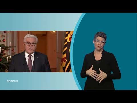 Weihnachtsansprache des Bundespräsidenten 2018