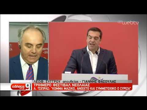 ΣΥΡΙΖΑ: Εγκρίθηκε η πολιτική διακήρυξη | 28/09/2019 | ΕΡΤ