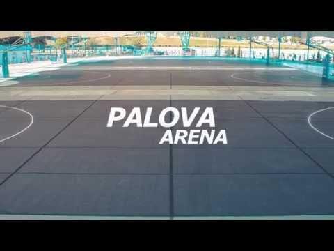 Palova Arena timelapse