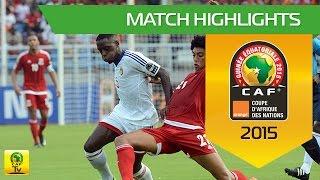 Equatorial Guinea - Congo  Résumé du match - Groupe A  Match highlights - Group A Orange Africa Cup of Nations, EQUATORIAL GUINEA 2015 Coupe d'Afrique des ...