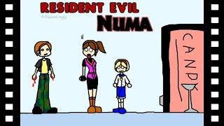 Resident Evil Numa