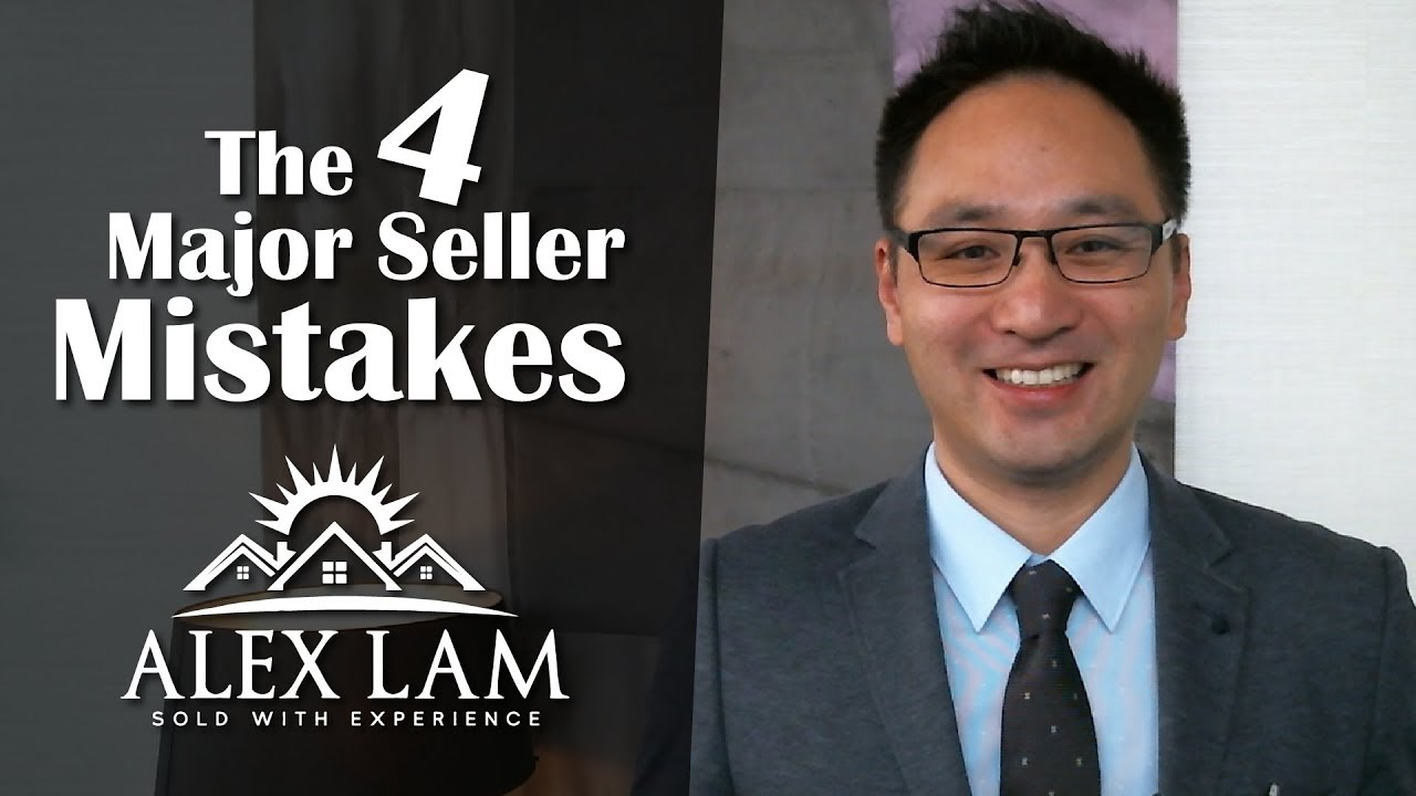 4 Common Selling Mistakes and How to Avoid Them