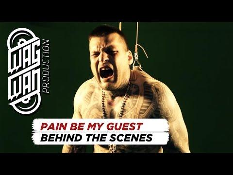 POPEK MONSTER & CHRONIK & PORCHY & HIJACK HOOD - PAIN BE MY GUEST (2012)