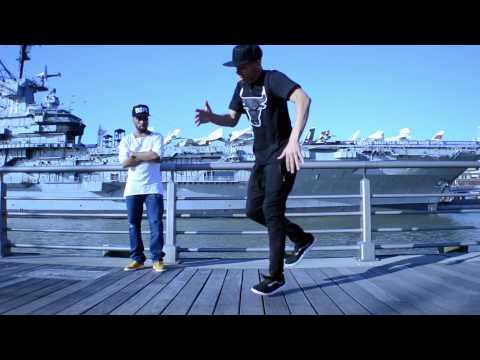CHICAGO DANCES-HOW  TO FOOTWORK STEP BY STEP TUTORIAL STARRING KING CHARLES X PAUSE EDDIE