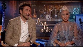 Video A STAR IS BORN interviews - Lady Gaga, Bradley Cooper, Sam Elliot MP3, 3GP, MP4, WEBM, AVI, FLV Oktober 2018
