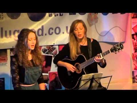 Saskia and Lu Cozma Another Love (Live at Goring Unplugged)