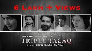 Video Triple Talaq - A short film | Awarded as the best digital content  | By Kevin Kailash Muthiah MP3, 3GP, MP4, WEBM, AVI, FLV Maret 2018