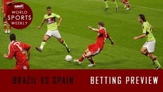 BRAZIL Vs SPAIN FINAL Match FIFA Confederations Cup Brazil 2013 | World Sports Weekly
