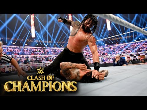 WWE Clash of Champions highlights (WWE Network Exclusive)