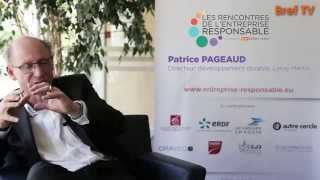 Rencontres RSE: Patrice Pageaud, Leroy Merlin