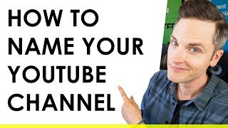 Video How to Come Up with a YouTube Name -  3 Tips & Mistakes to Avoid MP3, 3GP, MP4, WEBM, AVI, FLV Desember 2018
